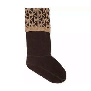 Michael Kors boot inserts. Boot sock liners s/m